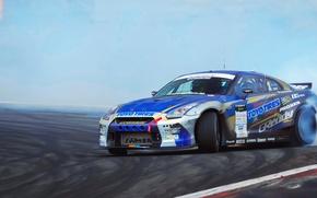 Картинка спорт, GTR, дрифт, Nissan, JDM, GRAN TURISMO D1 GRAND PRIX SERIES