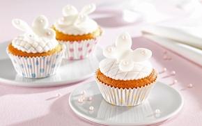 Картинка еда, пирожное, cake, десерт, food, сладкое, кексы, dessert, muffins, cupcakes