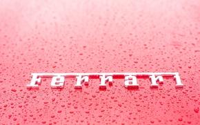 Обои капли, буквы, Ferrari, феррари, 458, drop, F458