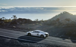Картинка car, авто, обои, McLaren, wallpaper, суперкар, speed, 570GT