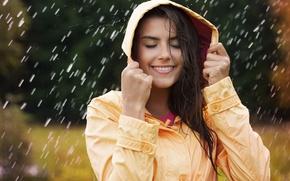 Картинка water, Rain, waterproof jacket