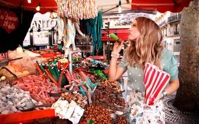 Картинка сладости, покупки, Lea Seydoux, ASOS