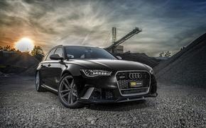 Картинка Audi, Tuning, RS6, Audi RS6, O.CT, 2013 O.CT Tuning Audi RS6, Audi 2013, Audi Tuning