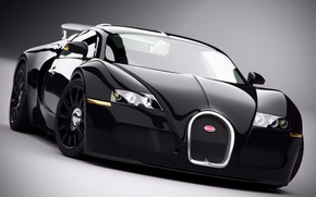 Картинка Bugatti, Veyron, Stealth