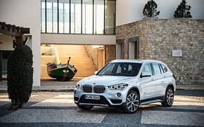 Обои паркетник, 2015, xLine, BMW, xDrive, F48, бмв