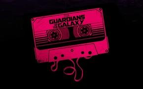 Картинка Фантастика, Marvel, Плеер, Стражи Галактики, Guardians of the Galaxy