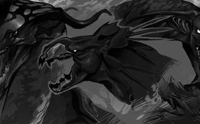 Обои Viperwolf, Thanator, art, Toruk Makto, Avatar