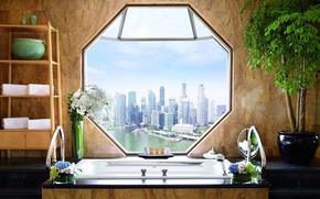 Картинка Singapore, Hotel, bathroom
