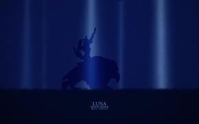 Картинка Луна, Вольво, Valve, Dota 2, Dota, Дота, Luna, Дота2, Moon Rider, Дотка, Sheron1030, Слава Селемені, …