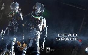 Картинка космос, игра, роботы, game, Dead space