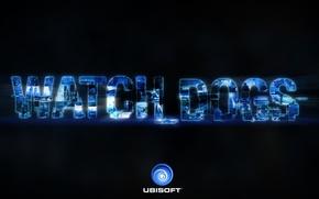 Картинка сеть, игра, Ubisoft, название, Watch dogs