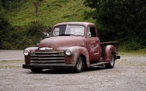 Картинка Chevrolet, Chevy, 1948, Pickup