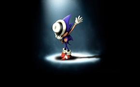 Картинка свет, шляпа, майкл джексон, соник, Sonic
