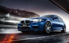 Картинка 2015, Sedan, F10, седан, BMW, бмв