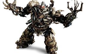 Картинка weapon, Megatron, movie, Transformers, decepticons, Tranformers Dark of The Moon