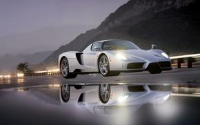 Обои ferrari, car, super car, enzo, wallpaper