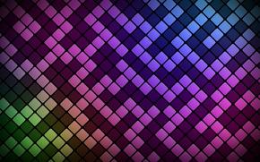 Обои квадраты, текстура, color texture, 2560x1600