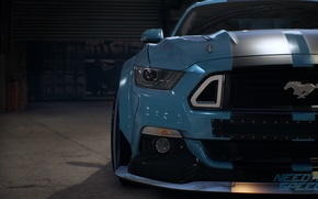 Картинка nfs, MUSTANG, нфс, FORD, Need for Speed 2015, this autumn, new era