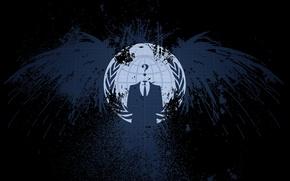 Картинка Anonymous, Hacking, Informaticos, Troyanos