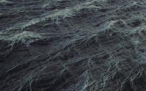Картинка волны, вода, океан
