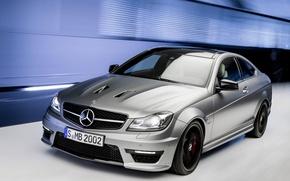 Картинка Mercedes, AMG, C63