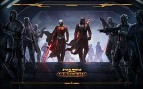 Обои star wars, ситх, old republic