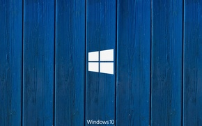 Обои windows, microsoft, blue, hi-tech