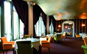 Картинка дизайн, стиль, интерьер, ресторан, отель, Барселона, G.L. Monumento, Casa Fuster