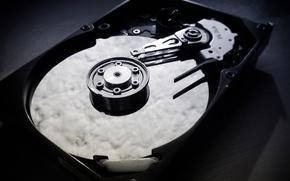 Картинка винчестер, seagate, жесткий диск, HDD