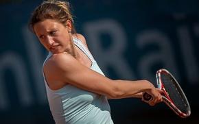 Картинка Koprivova Klara, Клара Копривова, чешская теннисистка