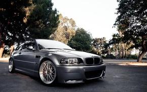 Картинка серый, BMW