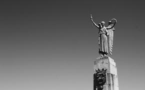 Картинка sky, statue, monument