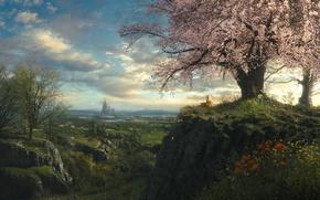 Картинка фэнтези, приключения, мелодрама, Maleficent, Малефисента, семейный