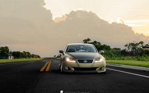 Картинка Lexus, Stance, IS200