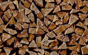 Картинка текстура, дрова, поленья