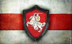Картинка Флаг, Герб, Беларусь, Belarus, Нет террору, Беларусь my love