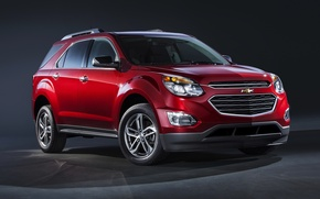 Картинка Chevrolet, шевроле, Equinox, 2015
