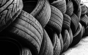 Картинка car, чёрный, цвет, шины, black, колёса, together, tires