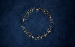 Обои властелин колец, заклинание, кольцо всевластья