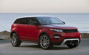 Обои Land Rover, Range Rover, Evoque, эвок, ленд ровер, рендж ровер, Caractere