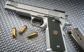 Картинка Gun, War, Weapon