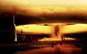 Картинка ядерный взрыв