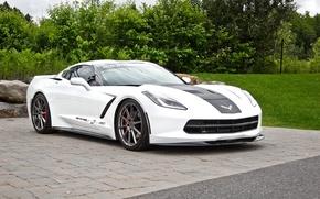 Картинка Corvette, Chevrolet, Wheels, RB1