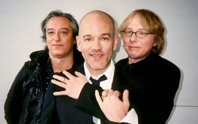 Картинка Music, Michael Stipe, Michael Mills, R.E.M., Peter Buck