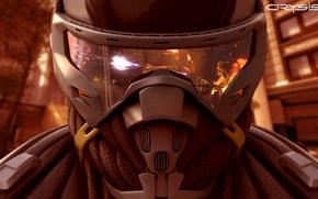 Картинка Шлем, Crysis 2, Кризис, Crytek