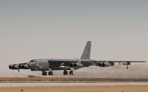 Картинка ВВС США, Boeing B-52 Stratofortress, Стратосферная крепость