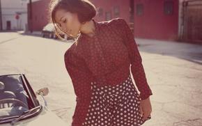 Картинка блузка, певица, леона льюис
