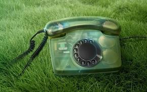 Картинка трава, прозрачный, зеленый, телефон