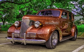 Обои hdr, circa 1930's chevy, oldtimer, retro, style