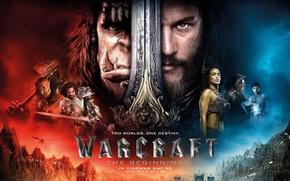 Картинка постер, фэнтези, Варкрафт, Warcraft